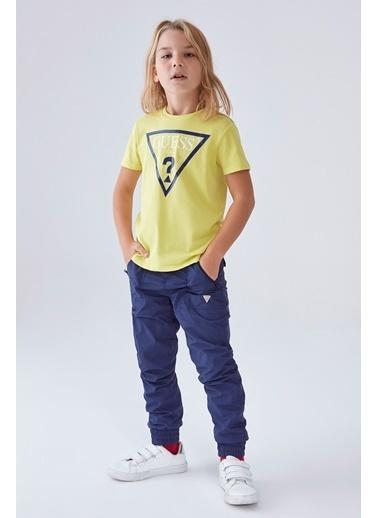 Guess Erkek Çocuk Lacivert Pantolon Lacivert